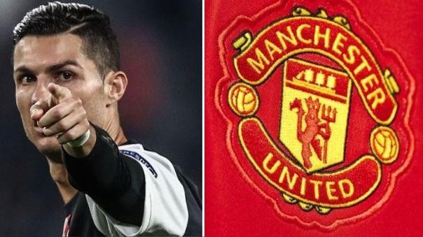 CONFIRMADO: CR7 no jugará en el «City» porque regresa al Manchester United. – Show Gol